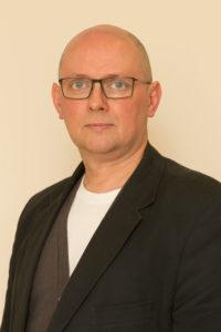 Head and shoulders photo of Professor Ken Gibb