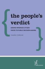 Cover of The People's Verdict book