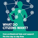 Cover of the report What Do Citizens Want?