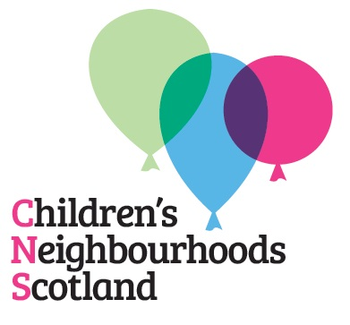 Children's Neighbourhoods Scotland logo