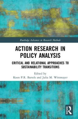 Cover of the book Action Research In Policy Analysis