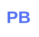 The initials PB, standing for participatory budgeting