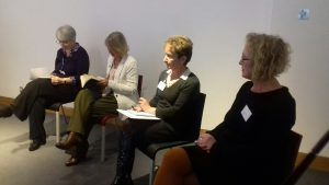 practitioner panel at What Works Scotland event